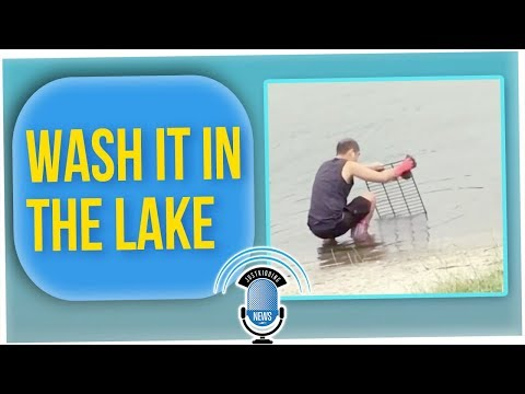 Restaurant Gets Caught Washing Pots In Lake (ft. Anthony Lee)