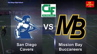 Mission Bay vs San Diego thumbnail