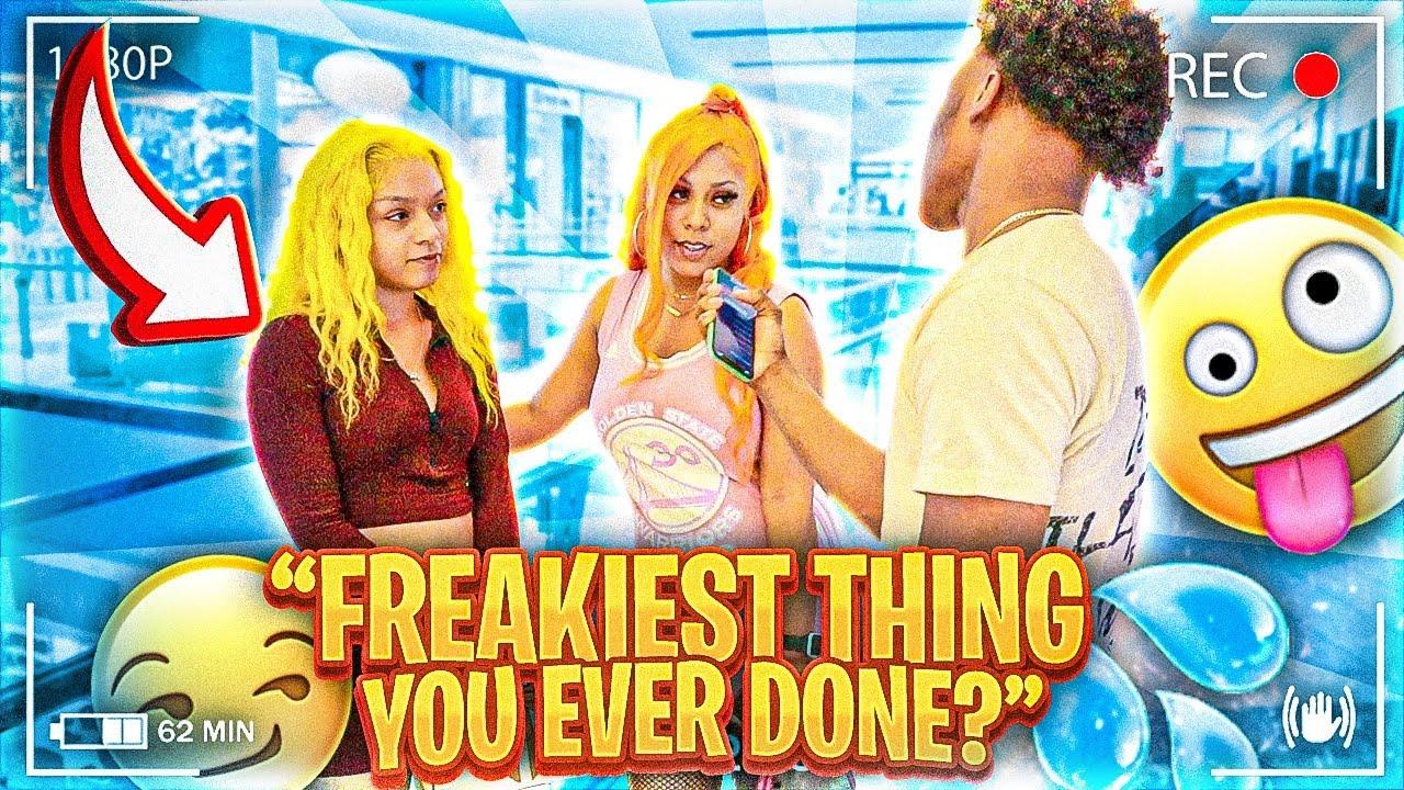 What's The Freakiest Secret Your Parents Don't Know 😱😍 ATLANTA MALL EDITION | Public Interview