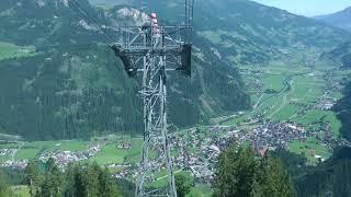 Ahornbahn Mayrhofen Austria