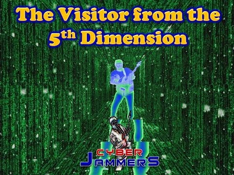 The Visitor From The 5th Dimension - Cyber Jammers Collection (Vol 14)