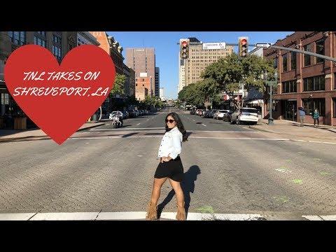 Shreveport, LA Travel Vlog - The Nueva Latina