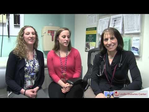 See Inside Pediatrics At Joslin Diabetes Center!