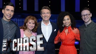 The Celebrity Chase ft Russell Kane | Behind The Scenes