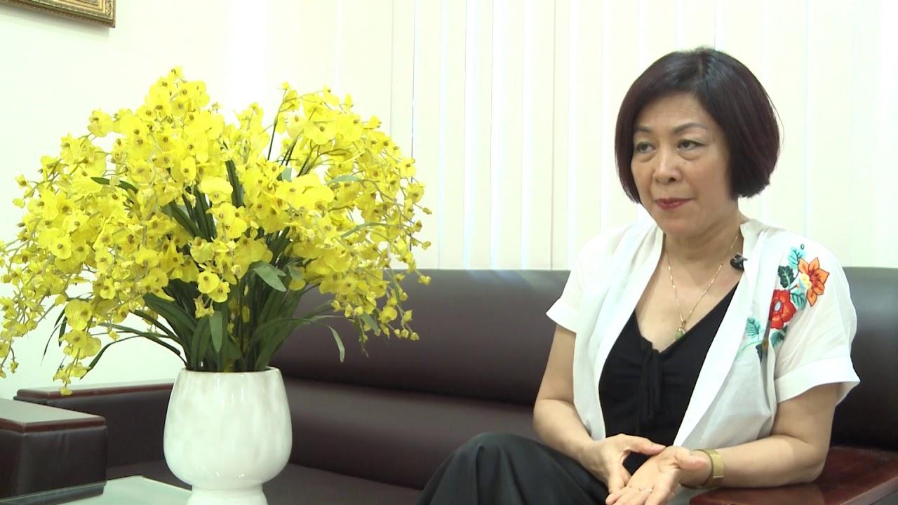 phỏng vấn Hoang Thi Lan- Phó tổng giám đốc GlinkApps Vietnam