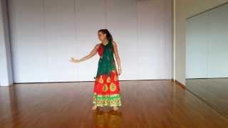 Jogi Mahi - chorégraphie de Rafaela T. Bollywood dance Genève