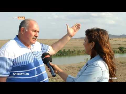 Azerbaycan Türkleri'nin Nergis Tepesi ve Hocavend Temas Hattı - Ay Yıldızın İzinde - TRT Avaz