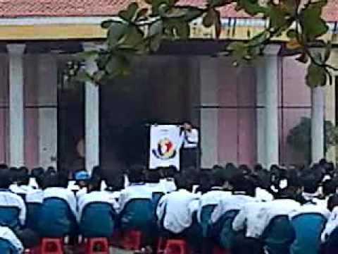 """""""Thiết kế logo 45 năm thành lập trường THPT Trần Hưng Đạo"""""""