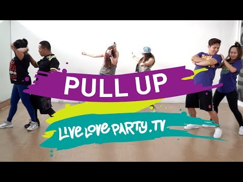 Pull Up by Jason Derulo | Live Love Party | Zumba® | Dance Fitness