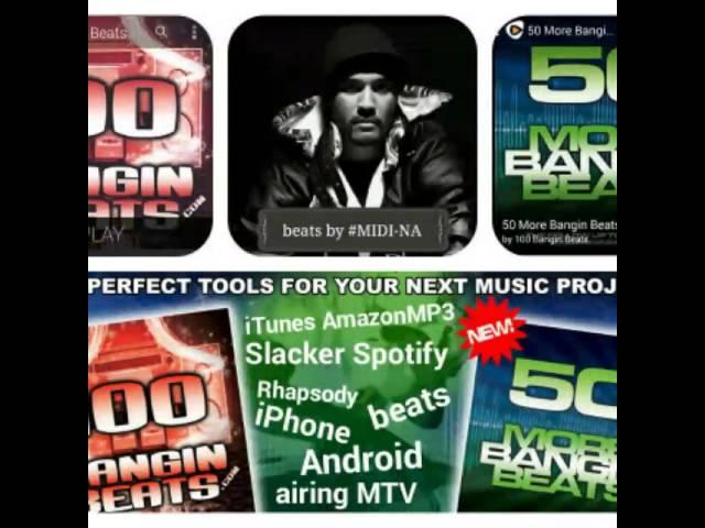 150 Bangin Beats by MIDI-NA