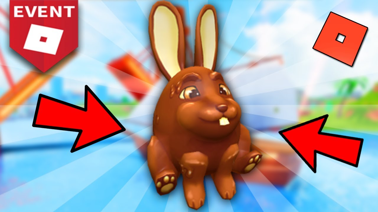 Egg Hunt How To Get The Chocolate Bunny Egg In Egg Simulator
