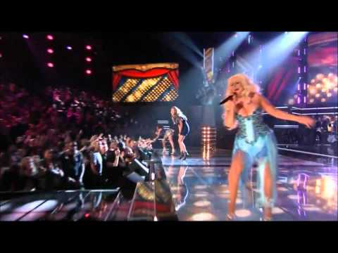 Christina Aguilera - Lady Marmalade (The Voice Performance)
