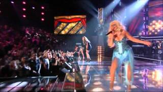 Christina Aguilera - Lady Marmalade (The Voice Performance)
