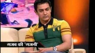 ghajini-aamir and asin talks