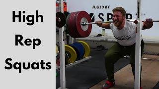 Program Breakdown | Cal Strength 10 Rep Squats
