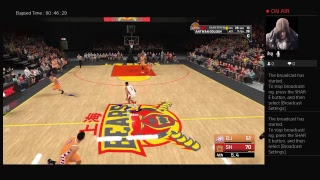 Antwain Golden Basketball  Highlights 2k19