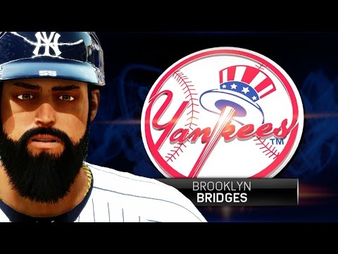 MLB 15 The Show Road to the Show PS4 Gameplay - Bridges Tested for PEDs - QJB Will Twerk on MLB 16