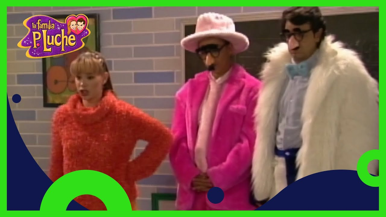 La Familia P.Luche, Capítulo 13: El video de las cochinadas   T1   Distrito Comedia