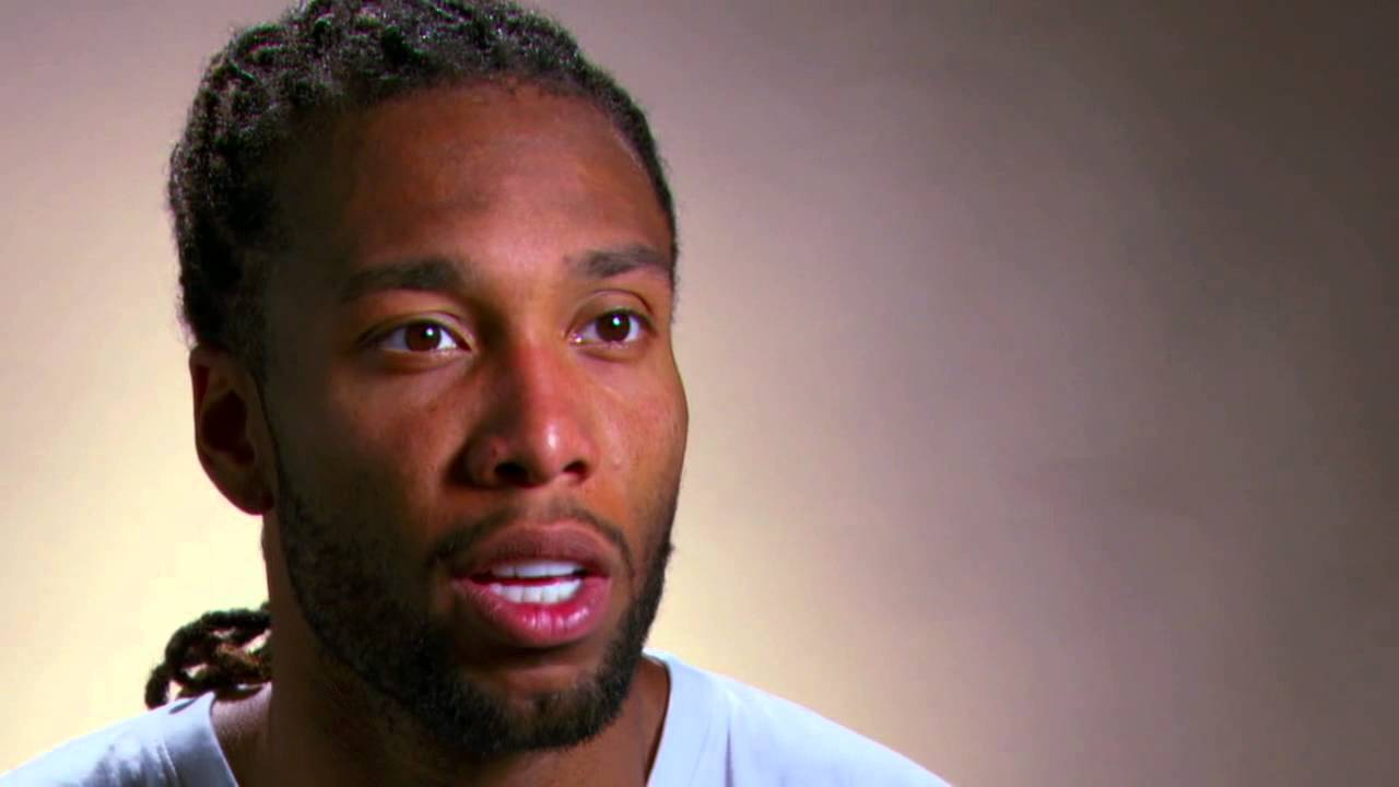 My Draft Story - Larry Fitzgerald