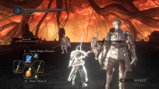 dark souls 2 how to take on the burnt ivory king