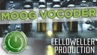 Celldweller Production EP.09: Moog Vocoder