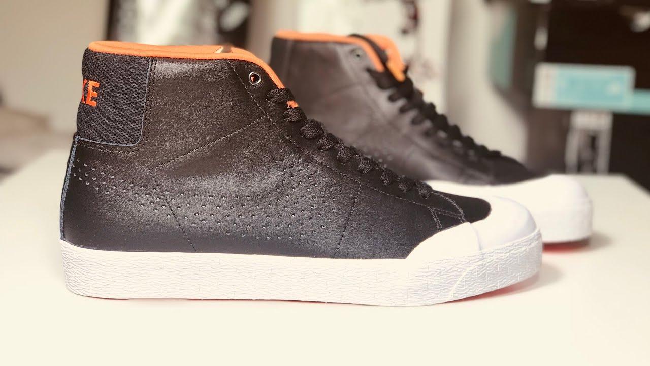 c5c7336cfd1b Recorded Live Stream ... Nike SB Blazer Mid XT  Donny  Sneaker ...