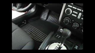 Обзор. Резиновые коврики для авто