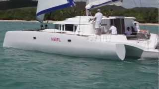 Video Neel Trimarans 45