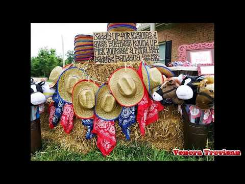 Country and Western Party Ideas for Adults