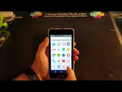 BLU Advance 5.0 HD Review - An In Depth Look