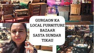 BANJARA MARKET TOUR | FURNITURE WITH PRICES | EXPLORED EACH & EVERY SHOP