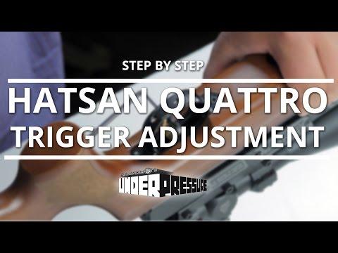 Understanding the Quattro Trigger Adjustments | Airgun Depot