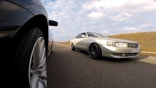 Infiniti (G37)    vs   Toyota (1jz - gte - vvti ) ... На одном дыхании !!!