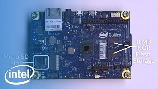 The Maker Inside: Galileo 101 Introduction | Intel