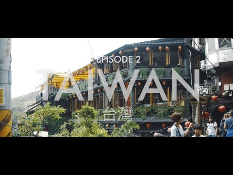 TAIWAN EP. 2: Miyazaki's Tea House and Jiufen!