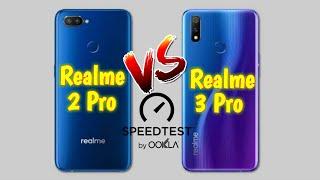 Realme 3 Pro Vs Realme 2 Pro Speed Test, Realme 2 Pro Vs Realme 3 Pro Speed Test