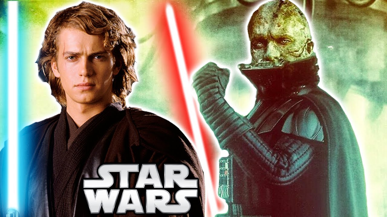 Is darth vader more powerful than anakin skywalker in depth analysis star wars explained - Vaisseau star wars anakin ...