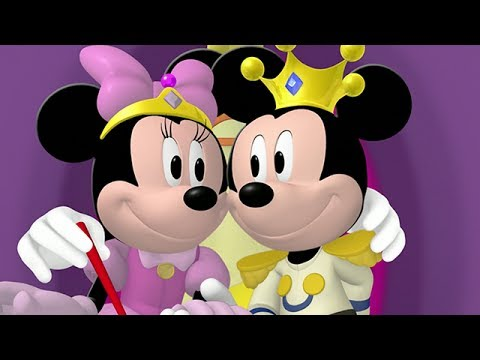 ᴴᴰ Mickey Mouse Clubhouse English Full Episode 05 Castle
