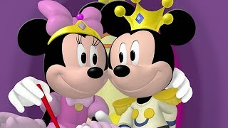 ᴴᴰ mickey mouse clubhouse english full episode 05 castle of illusion disney game