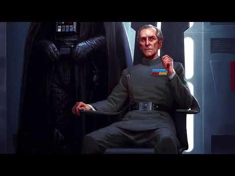 Star Wars - Grand Moff Wilhuff Tarkin Suite (Theme)