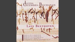 Sonata op.109. 1: Vivace ma non troppo; Adagio espressivo