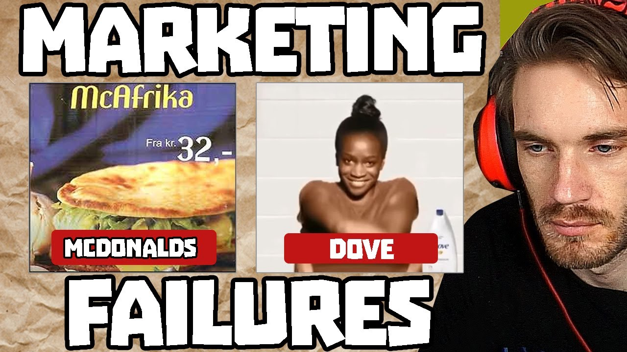 top 8941 marketing fails OF ALL TIME XD