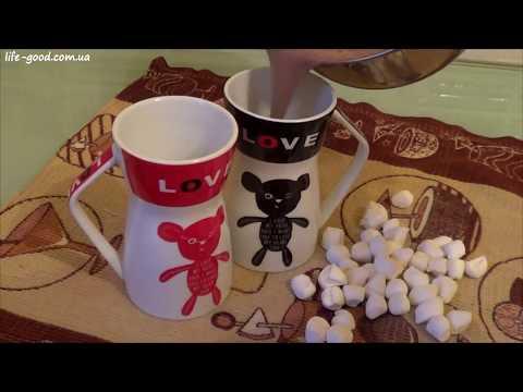 как приготовить вкусный кофе с зефирками