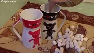 Как приготовить какао с молоком  ♥ Вкусный и быстрый рецепт | ПП | Детское меню | Кулинария | Зефир