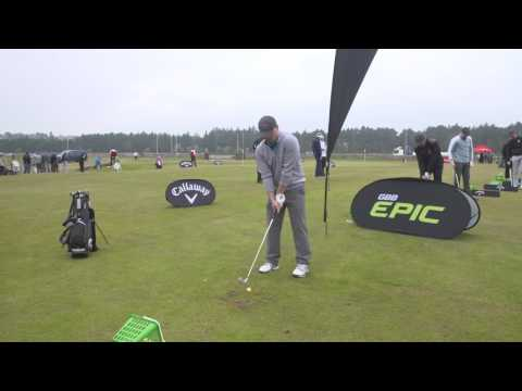 A flatter swing plane will help cure your slice