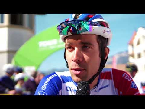 "Thibaut Pinot: ""I will give my best to win"""