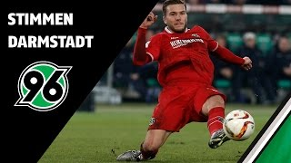 Video Gol Pertandingan Hannover 96 vs Darmstadt 98