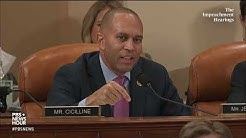 WATCH: Rep. Jeffries pushes back on GOP argument that impeachment violates 'will of the people'