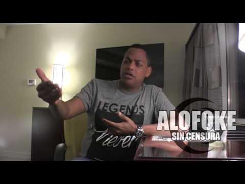 Bolivar Valera habla de Cheddy Garcia, Roberto Angel Salcedo & Lapiz Conciente (Alofoke Sin Censura)