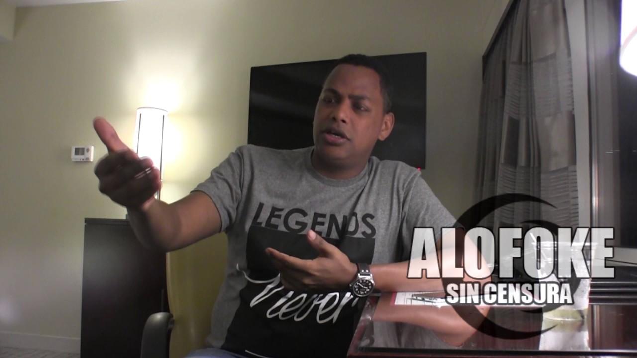 Bolivar Valera habla de Cheddy Garcia, Roberto Angel Salcedo & Lapiz Conciente (Alofoke Sin Cens